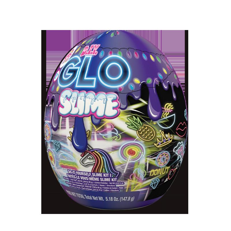 diy holiday themed egg GLO slime 2019-51
