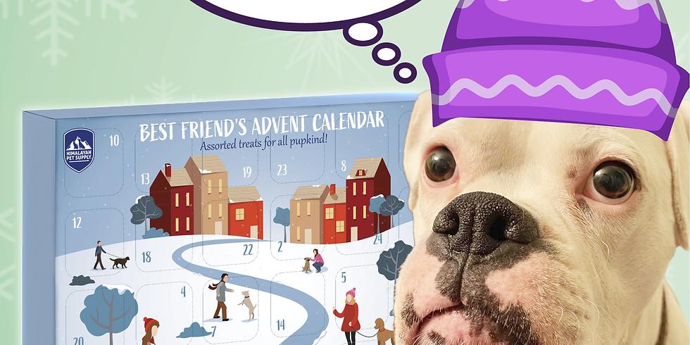 Best Friend's Advent Calendars