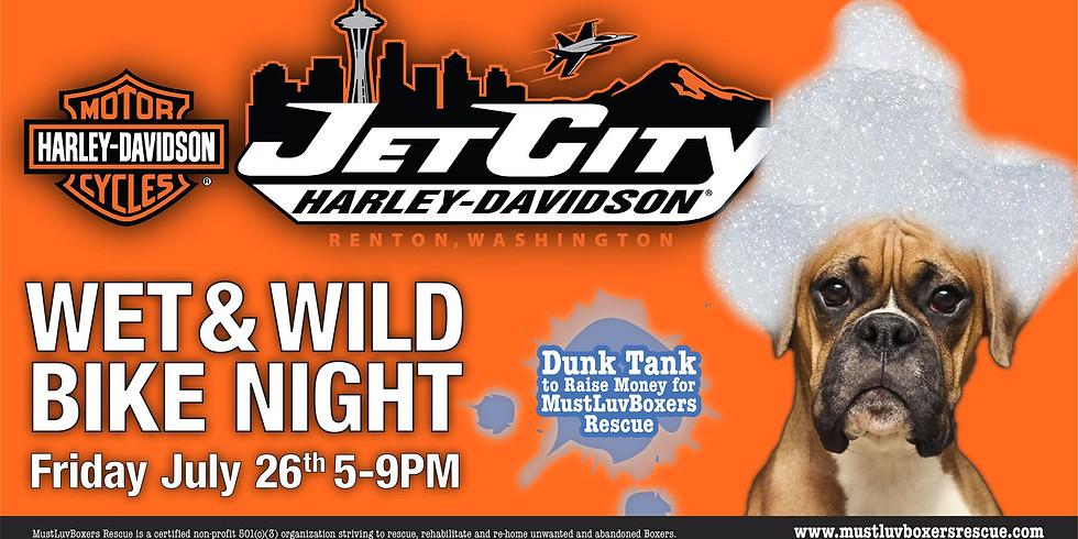 MLBR at JetCity Harley-Davidson