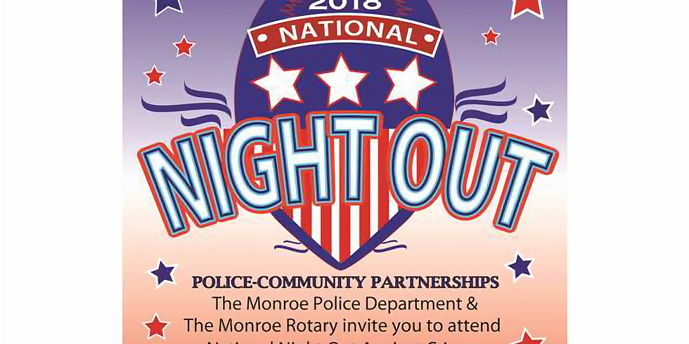 MLBR at National Night Out Against Crime