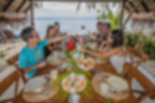 Le Coconut Lodge Rangiroa