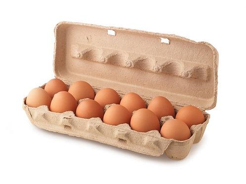Dozen eggs size 7