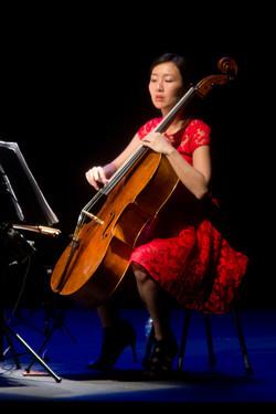 Kronos Quartet, Sunny Yang