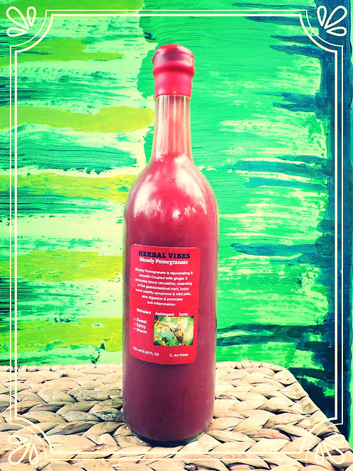 Bloody Pomegranate 750ml