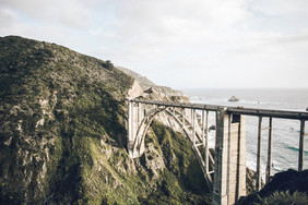 Meer-Brücke