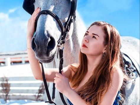 Фотосессия с лошадьми – яркие эмоции и впечатляющие кадры на память!