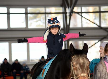 Фестиваль по конному спорту для детей с ОВЗ прошёл в Сергиевом Посаде