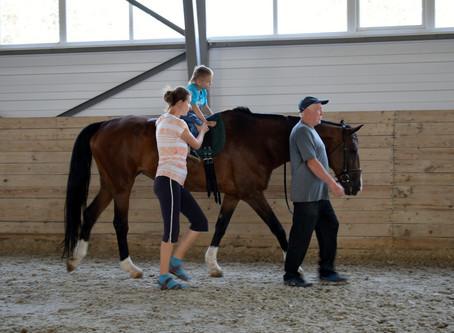 В Сергиевом Посаде пройдёт первый фестиваль по конному спорту для людей с ОВЗ
