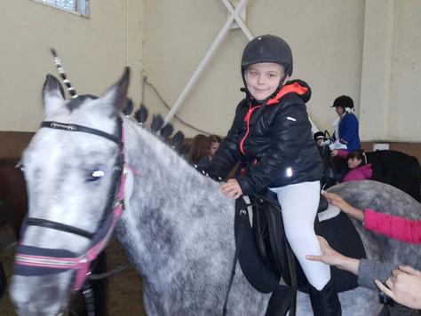 Спортсмены КСК «Сергиев Посад» выступили в фестивале «Золотая осень»