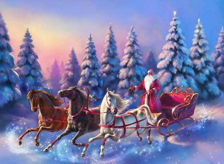Впереди волшебные праздники!