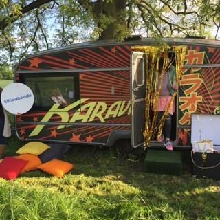 Rent Karaoke Caravan Booth Rent Karaoke Caravan Booth