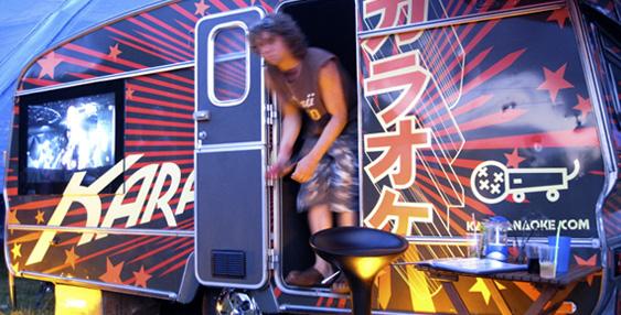 Party Karaoke Rent Caravan Karaoke