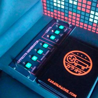 Rent Karaoke Caravan Booth