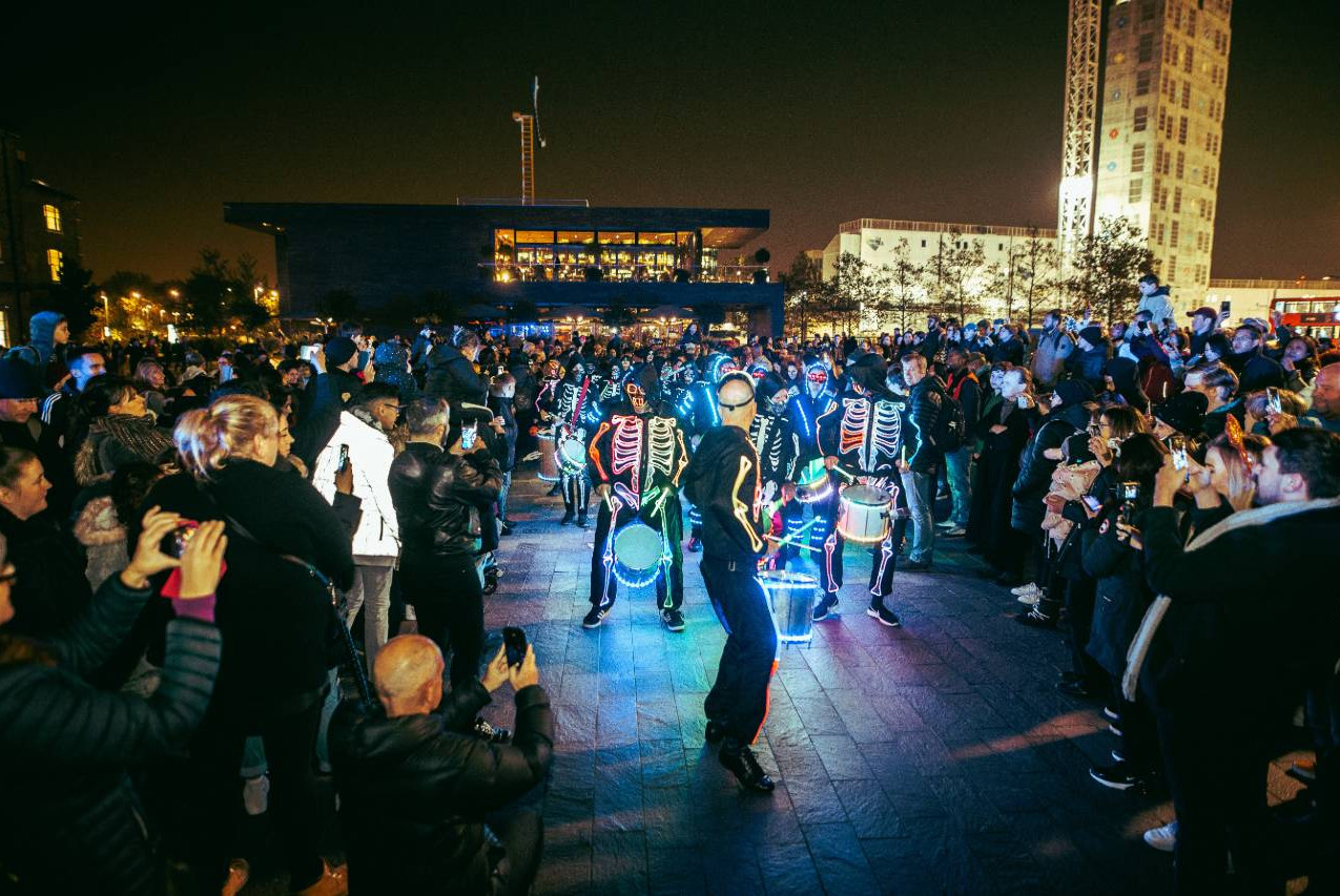 6 Placemaking Experiential event London