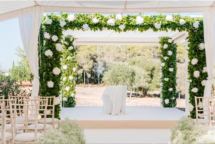 Wedding design and planning ibiza Bespok