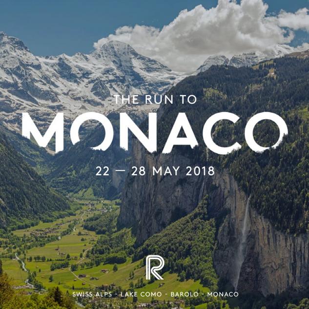 Run To Monaco