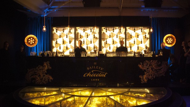 Bar Chocolat for Baileys by Kit and Caboodle London