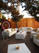 private party design and planning blue m