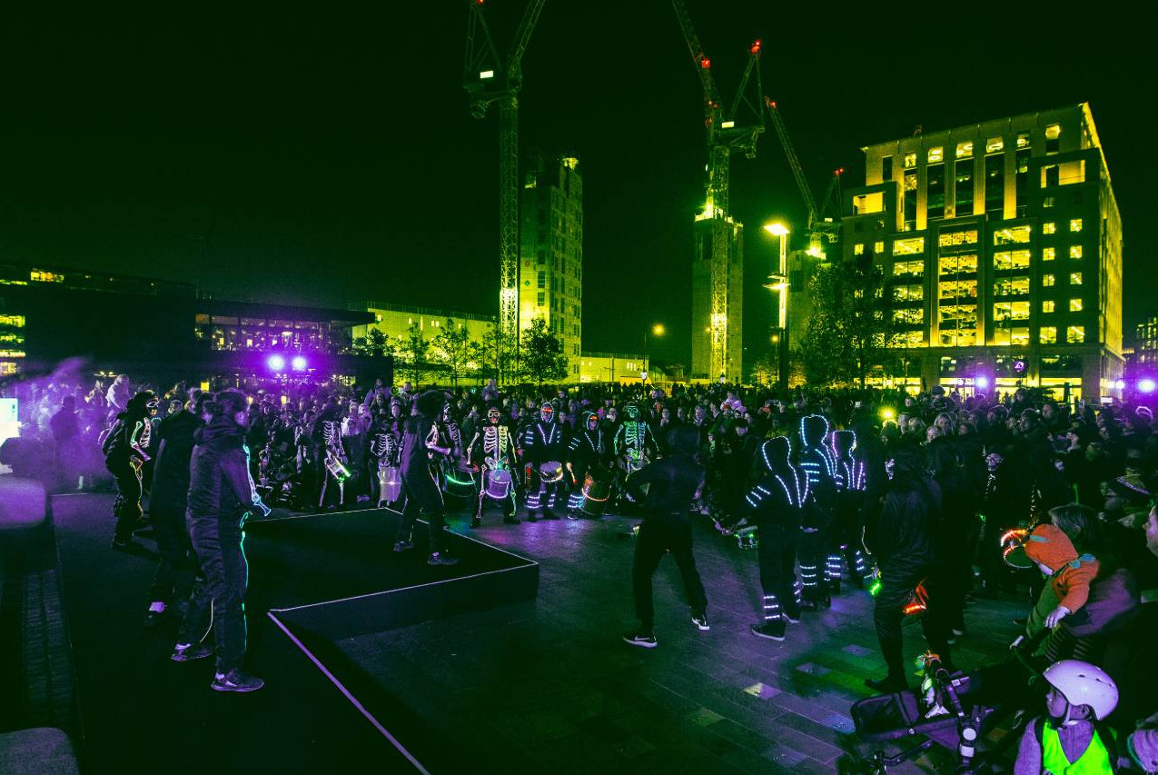 4 Placemaking Experiential event London