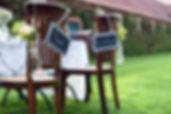entzückt auf der Hochzeitsmesse your wedding party