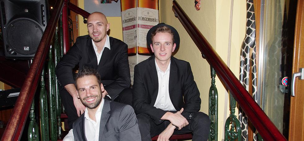 One Gig Wonder auf der Hochzeitsmesse your wedding party in Fulda