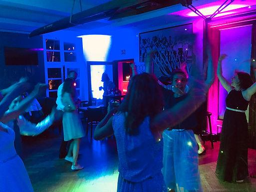 Hochzeit beim Ruderclub in Frankfurt