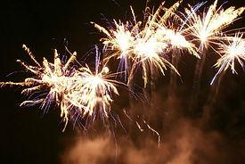 Glissner veranstaltet Feuerwerke aller Art und Klassen