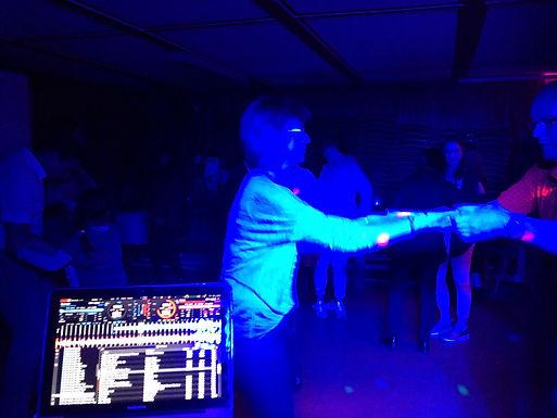 Der Party DJ für Moni´s 50. Geburtstag!
