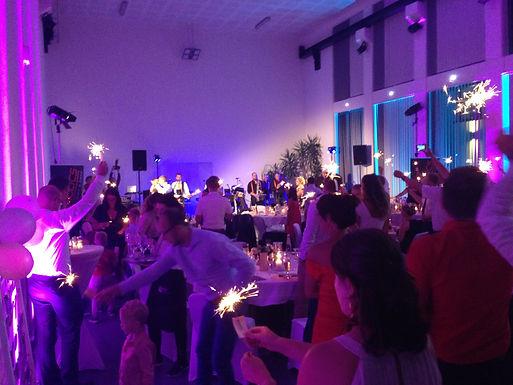 Hochzeit im 3G
