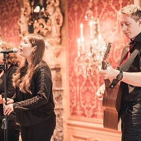 Velita Acoustic ist der Spezialist für Hochzeiten, Geburtstage, Firmenveranstaltungen und Events in Fulda