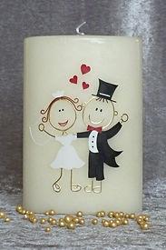 Die Wachswerkstatt, Kerzen für jeden Anlass, bei your wedding party