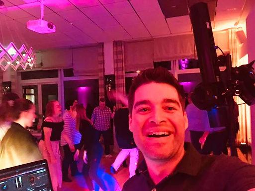 Mega Party zum 40ten Geburtstag