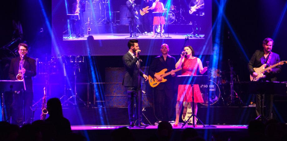Band Groove it auf der Hochzeitsmesse your wedding party