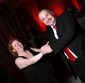 Lydia & Boas Bartlau MoTaBa auf der Hochzeitsmesse your wedding party Fulda