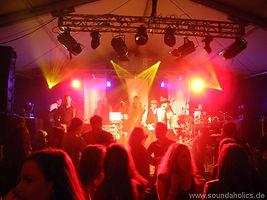 dj audioplayer und die partyband soundaholics bieten eine perfekte Mischung aus Livemusik und Clubmusik