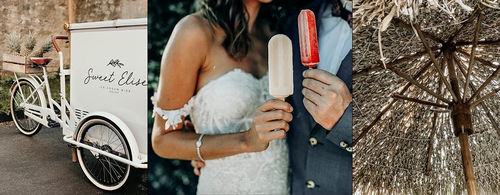 Sweet Elise Ice Cream Eis Hochzeit