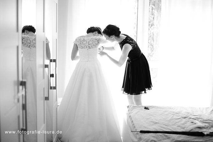 Laura Stelzner auf der Hochzeitsmesse your wedding party