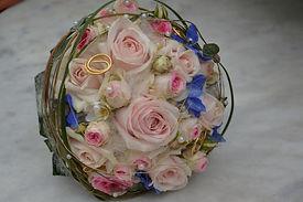 Rosis Blumenladen auf Schloss Fasanerie