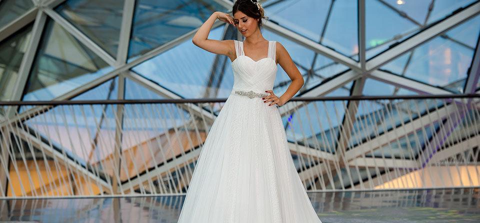 Semiha Bähr Brautkleider Hochzeitsmesse Fulda