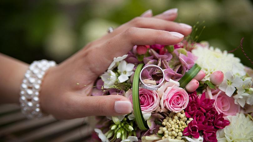 Tina Ickes auf der Hochzeitsmesse your wedding party