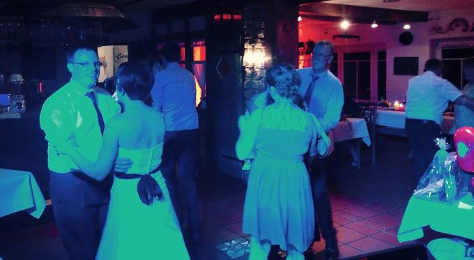 Hochzeitsfeier in der Hessenmühle