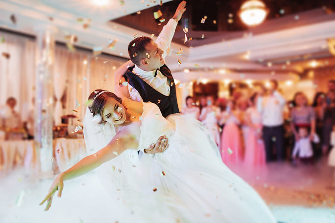 Natascha Siefert Hochzeitschoreographie auf der Hochzeitsmesse your wedding party Schloss Fasanerie Fulda
