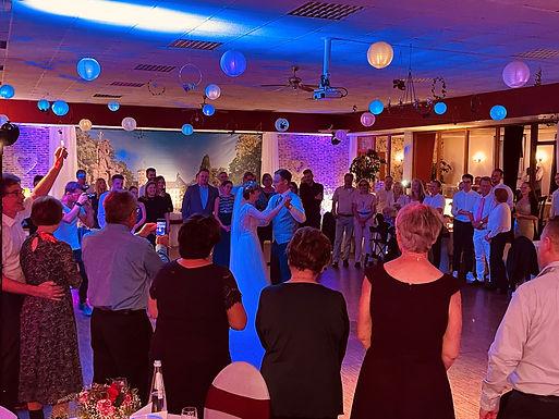 """Hochzeit in der Eventhalle """"Black Horse"""" in Fulda"""