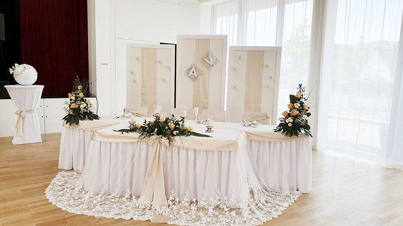 Dekwelt Fulda auf der Hochzeitsmesse your wedding party