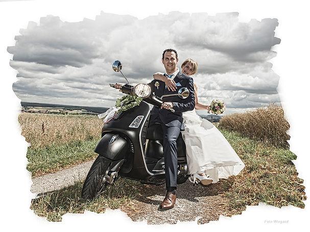 Foto-Wiegand als Hochzeitsfotograf auf der Hochzeitsmesse your wedding party