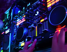 Tontechnik und Lichtechnik von dj audioplayer