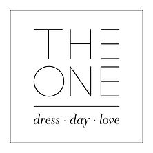 THE ONE dress. day. love.