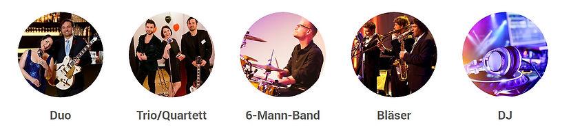 GROOVE it! Die Allround Band aus Fulda