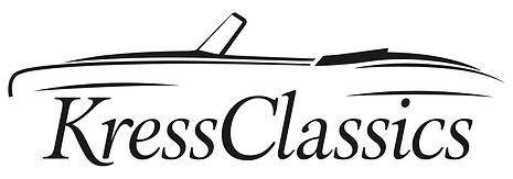 KressClassics bietet hochwertige klassische Fahrzeuge zum Selbstfahren an. 