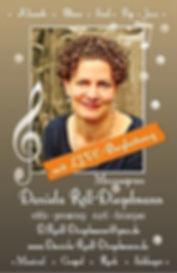 Daniela Röll-Diegelmann auf der Hochzeitsmesse your wedding party